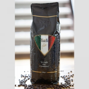PERLA BAR - dark roasted blend, with plenty of body
